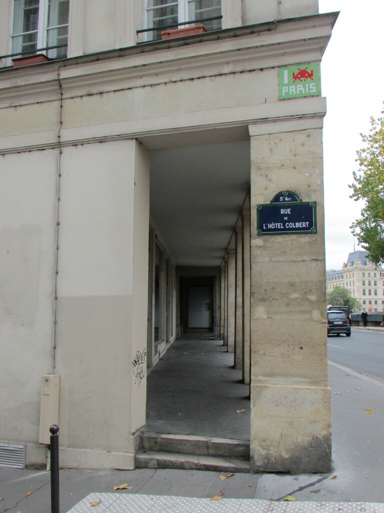 I Invaders Paris et perspectives